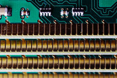 Memory modules. Royalty Free Stock Images