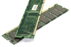 Memory plate Stock Images