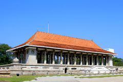 Colombo independence memory hall Stock Photo