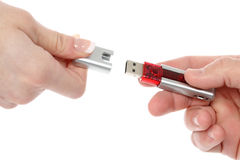 Memory Stick Stock Photography