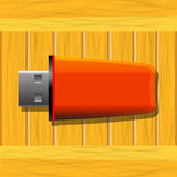 Memory Stick Royalty Free Stock Photo