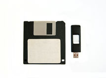 Memory storage Royalty Free Stock Images