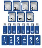 Memory Storage Stock Photography