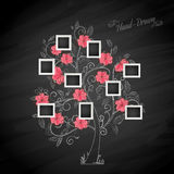 Memory tree Royalty Free Stock Image