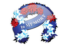 In Memory Royalty Free Stock Image