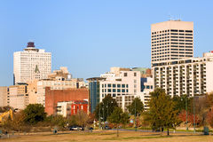 Memphia skyline Stock Photography