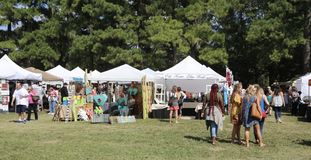 Germantown, Tennessee Festival 2017 Stock Photos