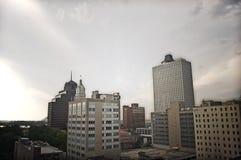 Memphis Aerial Stock Photo