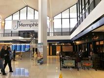 Memphis Airport Fotografie Stock