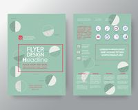 Memphis art background for Corporate Identity, Brochure annual report cover Flyer Poster design Layout vector template in A4 size. Memphis art background for vector illustration