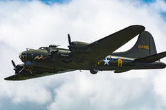 MEMPHIS BELLE - B17F Royalty Free Stock Photography