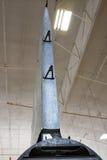 Memphis Belle Tail Stabilizer vom Ende lizenzfreie stockfotografie