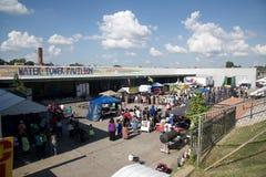 Memphis Caribbean Jerk Festival, Memphis Tennessee 2016 Immagine Stock Libera da Diritti
