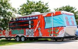 Memphis Children's Museum Activity Bus Stock Photo