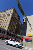 Memphis City center Royalty Free Stock Image