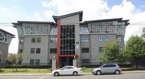 Memphis College van Art Dormitory Stock Afbeelding