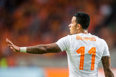 Memphis Depay Royalty Free Stock Images