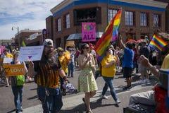 Memphis Gay Pride Parade 2017 Photo stock