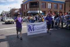 Memphis Gay Pride Parade 2017 Photos stock