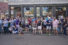 Memphis Gay Pride Parade 2017 Photos libres de droits
