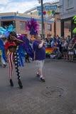 Memphis Gay Pride Parade 2017 Photographie stock
