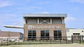 Memphis Health Center Imágenes de archivo libres de regalías