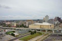 Memphis i stadens centrum konferensmitt arkivbild