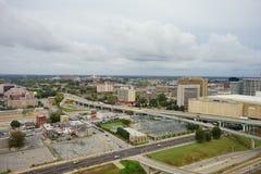 Memphis krajobraz obrazy stock