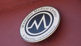 Memphis Medical Center sund gemenskap för A Royaltyfria Foton