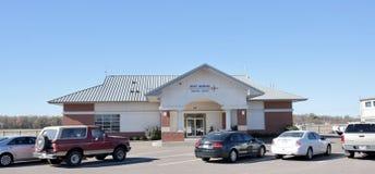 Memphis Municipal Airport ocidental, Helena Arkansas Fotos de Stock