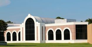 Memphis Pink Palace Planetarium Building Imágenes de archivo libres de regalías