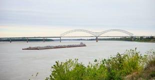 Memphis river park Stock Photography