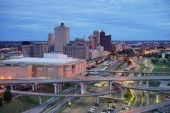 Memphis słońca set Zdjęcie Stock