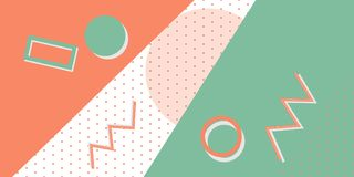 Memphis style background. 80s and 90s retro style. Abstract fashion background. Vector minimalistic illustration. Modern elegant w. Allpaper royalty free illustration