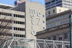 Memphis Style vivant urbain Photographie stock libre de droits