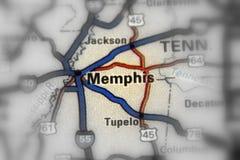 Memphis Tennessee, Stany Zjednoczone, - U S Zdjęcia Stock