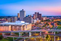 Memphis, Tennessee, usa obrazy stock