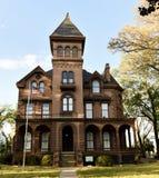 Memphis Victorian Italianate Mansion Stock Photography