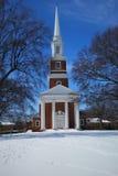 Memphis Winter Fotografie Stock Libere da Diritti