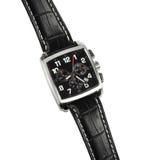 Men´s wristwatch modern style Stock Image