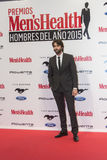 Men's年2015奖的健康人在马德里,西班牙 免版税库存照片