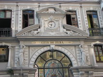 A menção De Pera - Cicek Pasaji Foto de Stock Royalty Free