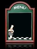 Menú b Imagen de archivo