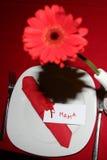 Menú para la mam3a Fotos de archivo