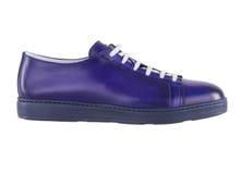 Men& x27 πάνινα παπούτσια παπουτσιών του s Στοκ εικόνες με δικαίωμα ελεύθερης χρήσης
