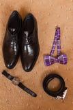 Men accessories Stock Photos