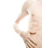 Men body. Body Stock Photography