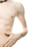 Men body Royalty Free Stock Image