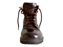 Men& x27; botas del invierno de s imagenes de archivo
