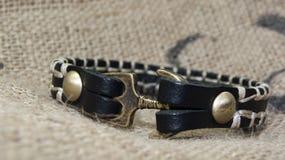 Men bracelet Stock Photo